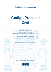 Código Procesal Civil