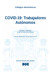 COVID-19: Trabajadores Autónomos
