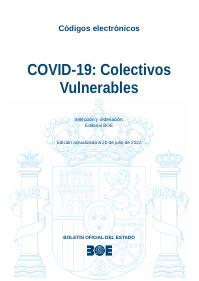 COVID-19: Colectivos Vulnerables