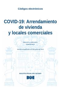 COVID-19: Arrendamiento de vivienda y locales comerciales