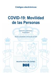 COVID-19: Movilidad de las Personas
