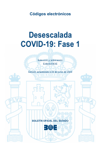 Desescalada COVID-19: Fase 1