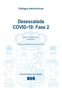Desescalada COVID-19: Fase 2