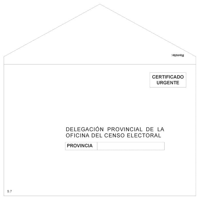 Documento consolidado boe a 1999 8583 for Oficina del censo electoral madrid