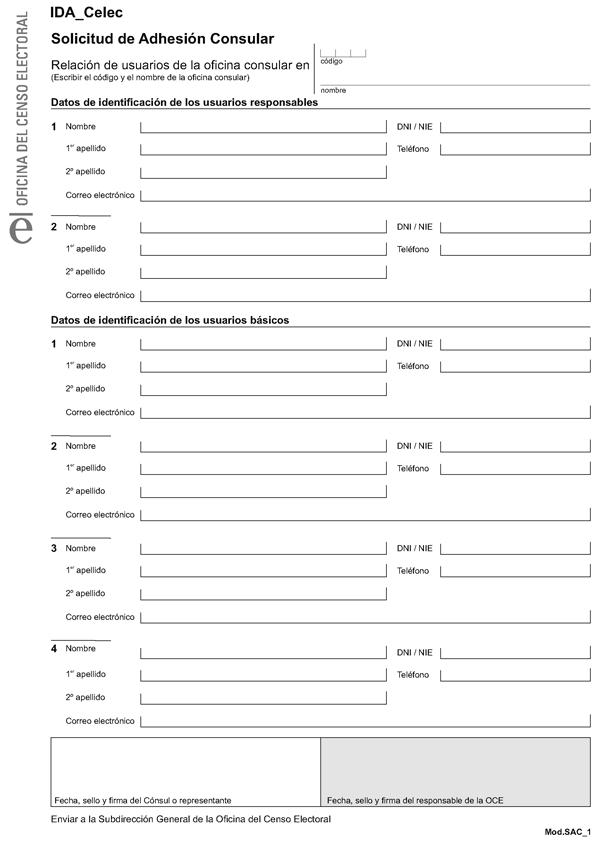 Documento consolidado boe a 2014 3331 for Oficina del censo electoral madrid