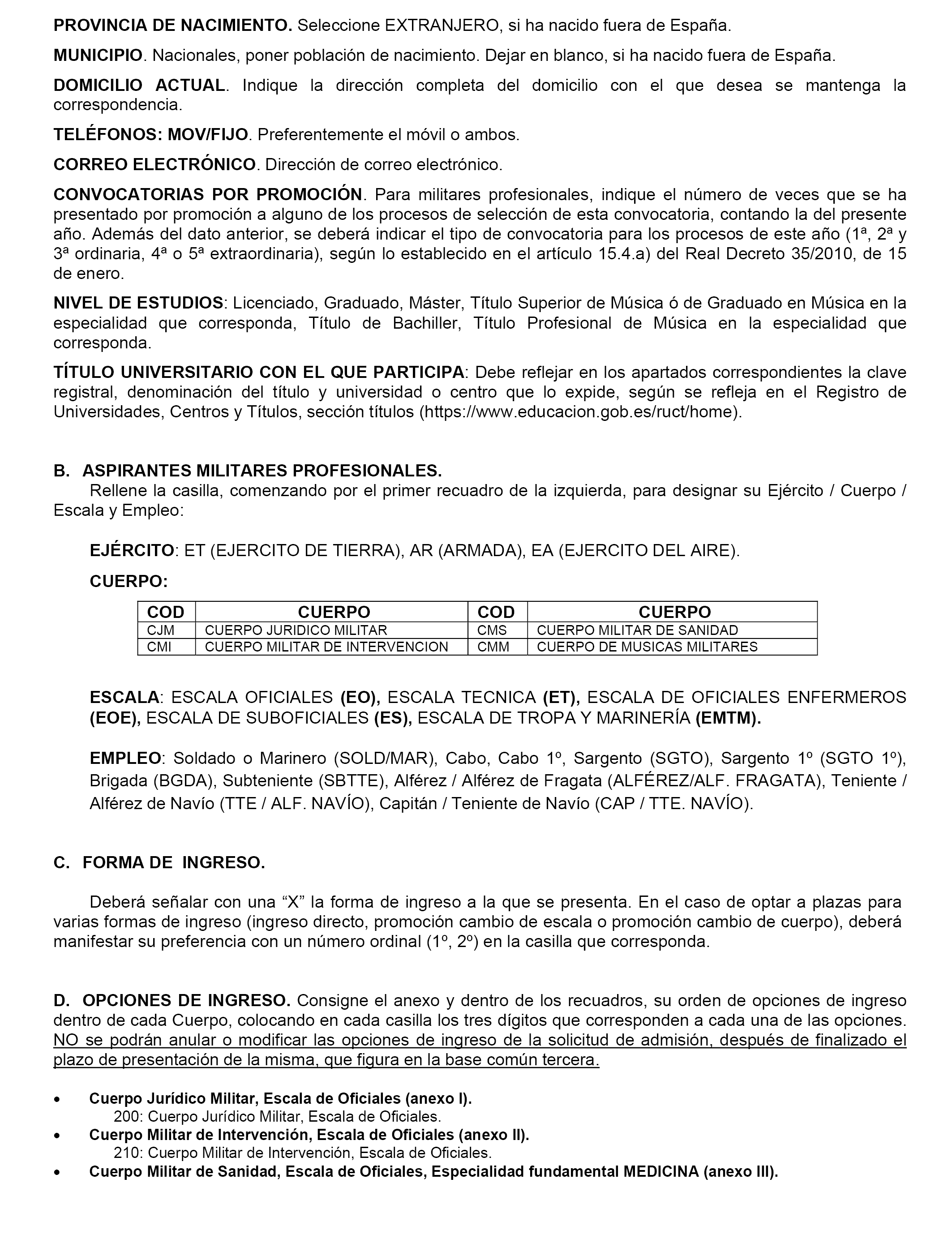 El rincon madrile o de la oposici n resoluci n 452 38070 for Resolucion docentes 2016