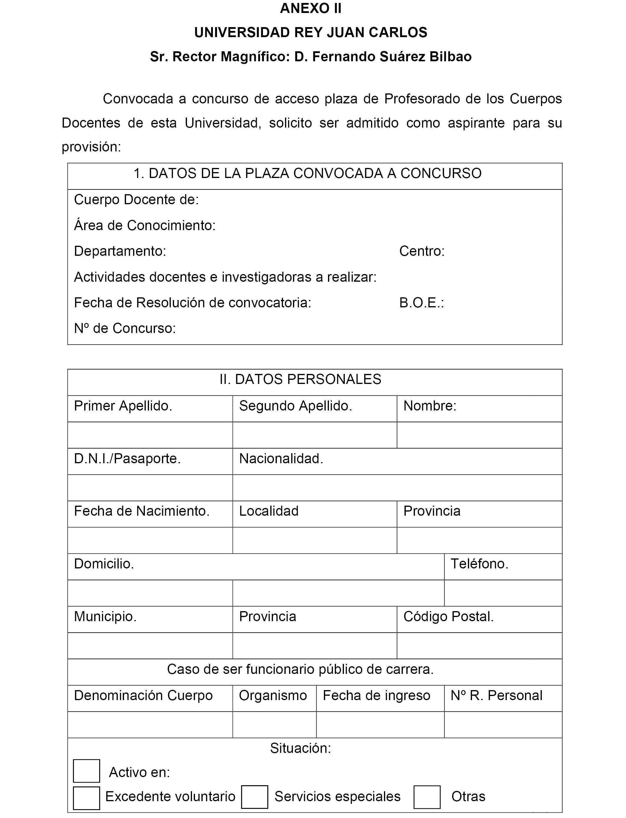 El Rincon Madrile O De La Oposici N Resoluci N De 27 De