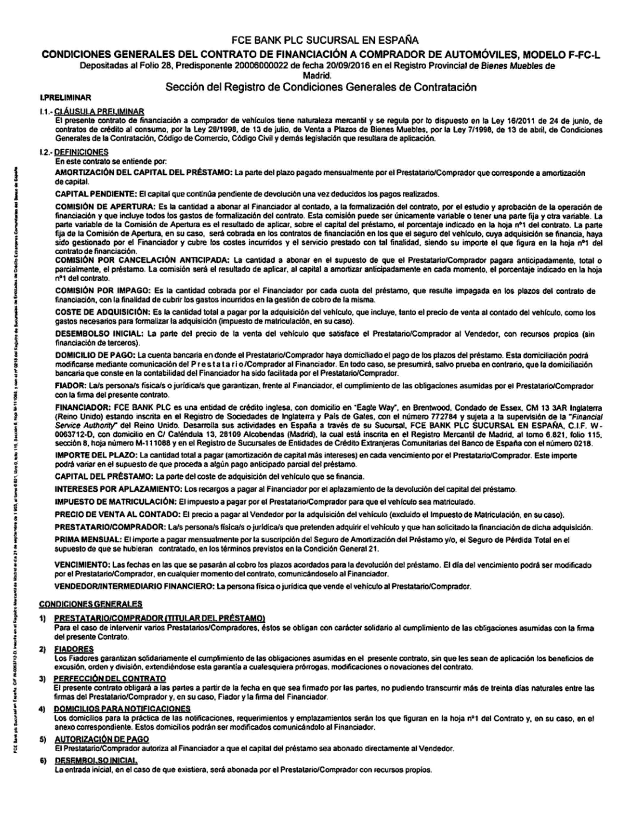 Boe Es Documento Boe A 2016 12089 # Bienes Muebles Vehiculos