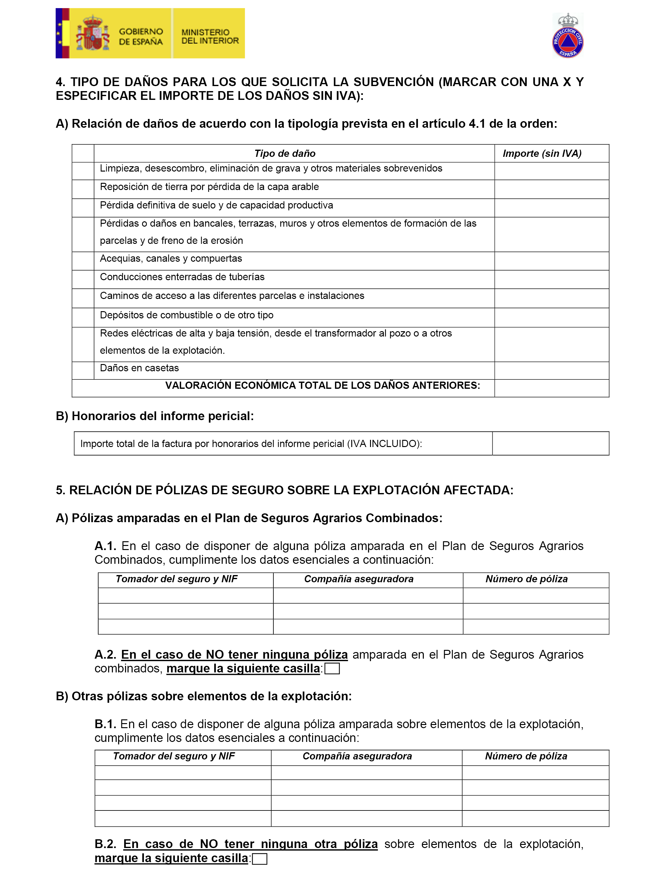 Documento boe a 2017 5507 for Boe ministerio del interior
