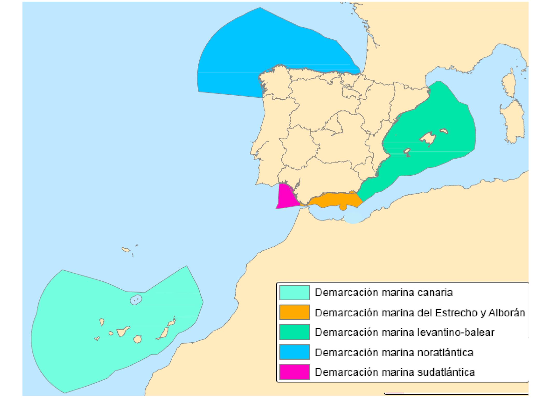 Aguas Territoriales Españolas Mapa.Boe Es Documento Boe A 2017 5577