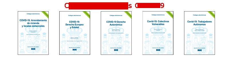 Códigos electrónicos Covid-19